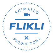 Leading Video Production Firm Logo: Flikli