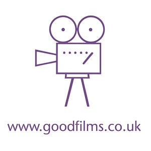 Leading Corporate Video Production Company Logo: The Good Film Co