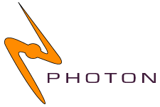Leading Corporate Video Production Business Logo: Photon