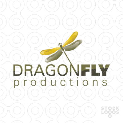 Best Corporate Video Production Business Logo: Dragonfly Production