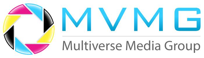 Best Online Video Production Business Logo: Multiverse Media Group