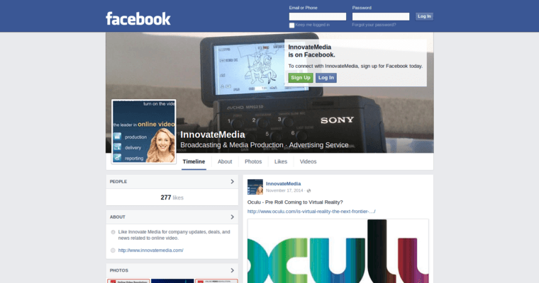 Innovate Media | Best Online Video Production Companies