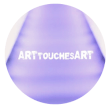Best Music Video Production Company Logo: ARTtouchesART